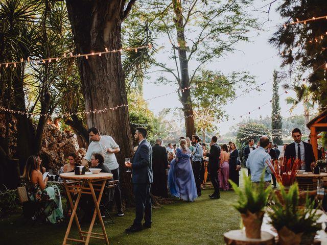 La boda de Alba y Ceci en Picanya, Valencia 100