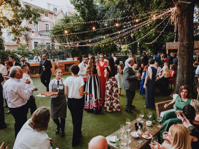 La boda de Alba y Ceci en Picanya, Valencia 103