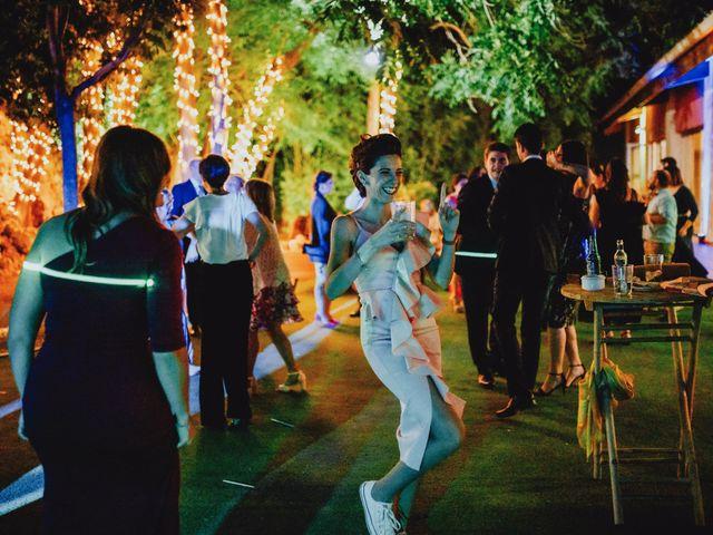 La boda de Alba y Ceci en Picanya, Valencia 125