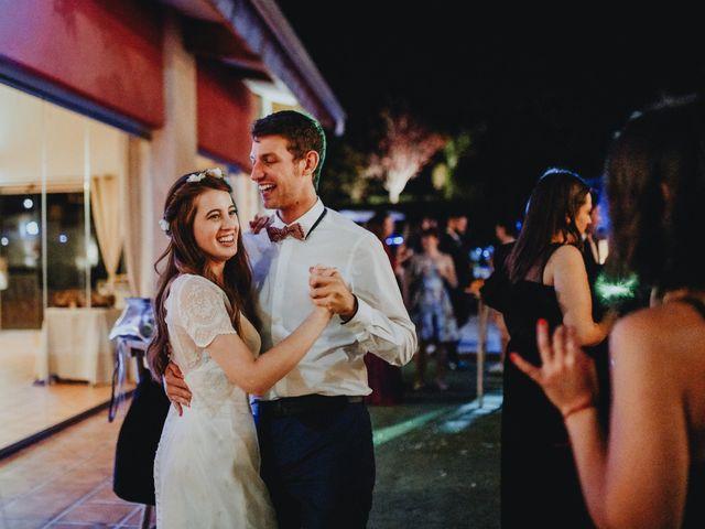 La boda de Alba y Ceci en Picanya, Valencia 127