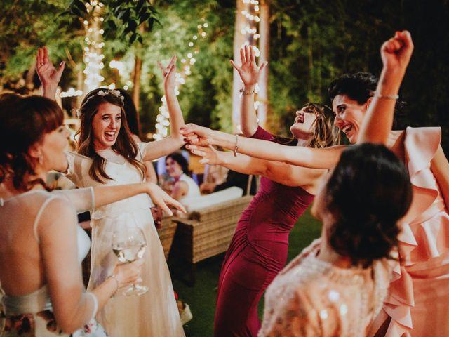 La boda de Alba y Ceci en Picanya, Valencia 128