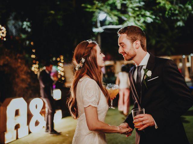 La boda de Alba y Ceci en Picanya, Valencia 129
