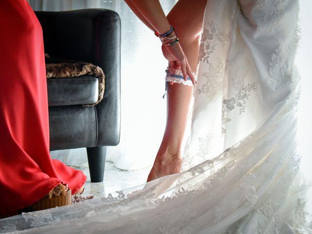 La boda de Carlos y Miriam en Arenys De Munt, Barcelona 1