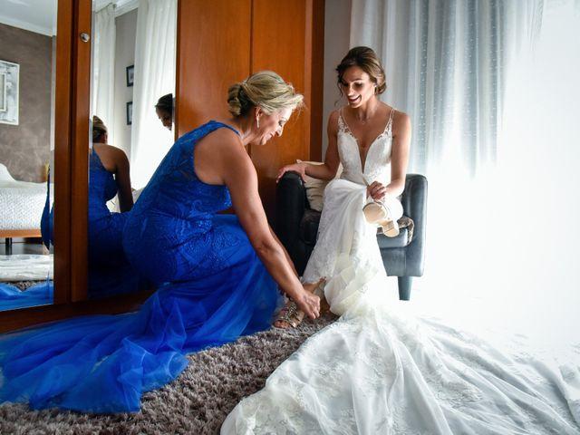 La boda de Carlos y Miriam en Arenys De Munt, Barcelona 2