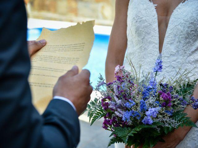 La boda de Carlos y Miriam en Arenys De Munt, Barcelona 4
