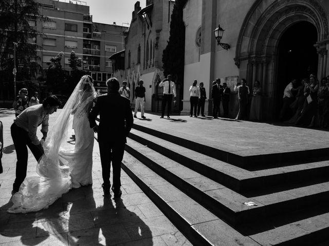 La boda de Carlos y Miriam en Arenys De Munt, Barcelona 6