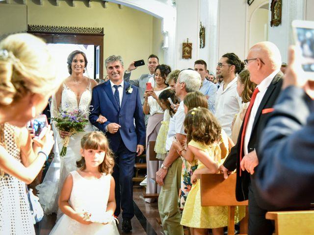 La boda de Carlos y Miriam en Arenys De Munt, Barcelona 7