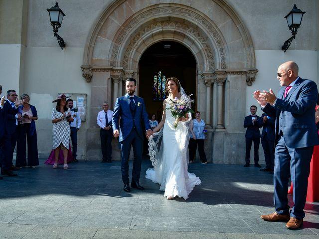 La boda de Carlos y Miriam en Arenys De Munt, Barcelona 9
