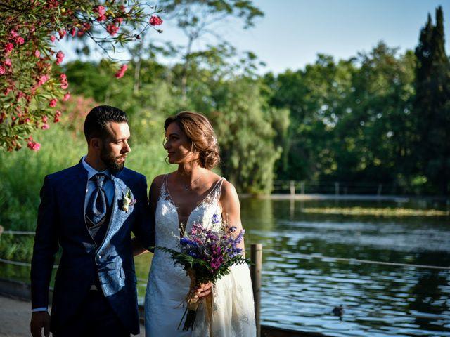 La boda de Carlos y Miriam en Arenys De Munt, Barcelona 15