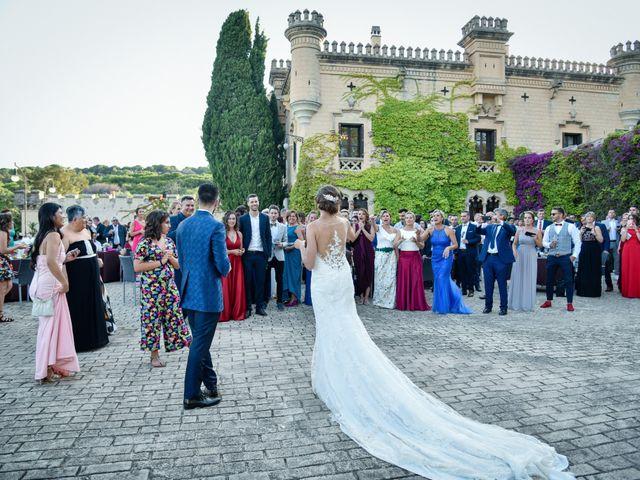 La boda de Carlos y Miriam en Arenys De Munt, Barcelona 17