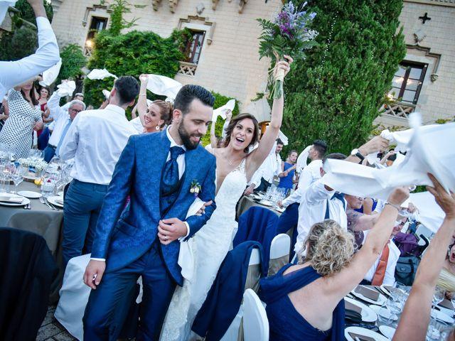 La boda de Carlos y Miriam en Arenys De Munt, Barcelona 18