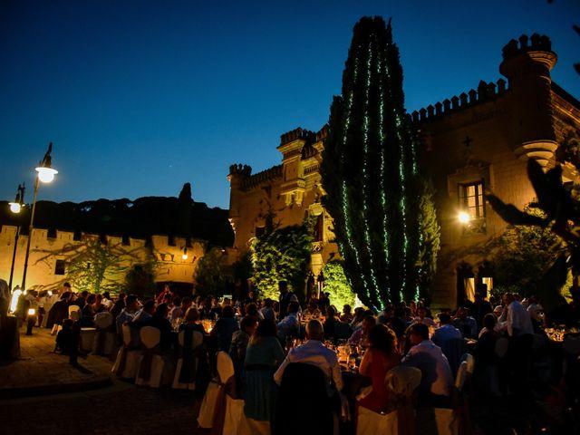 La boda de Carlos y Miriam en Arenys De Munt, Barcelona 19