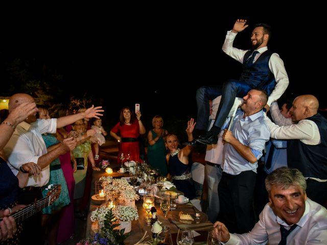 La boda de Carlos y Miriam en Arenys De Munt, Barcelona 21