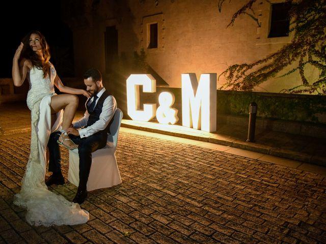 La boda de Carlos y Miriam en Arenys De Munt, Barcelona 22