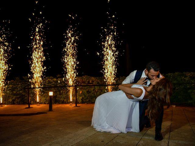 La boda de Carlos y Miriam en Arenys De Munt, Barcelona 23