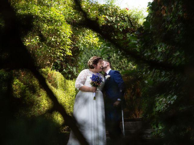 La boda de Isaac y Laura en Montornes Del Valles, Barcelona 2