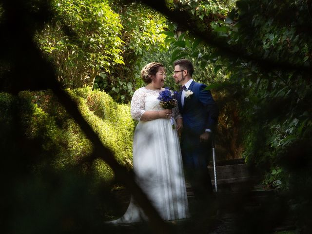 La boda de Laura y Isaac