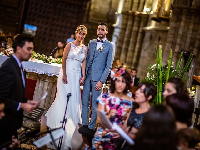 La boda de Ramón y María en Burgos, Burgos 39