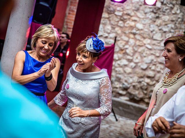 La boda de Ramón y María en Burgos, Burgos 89