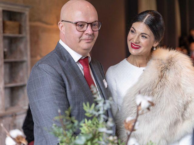 La boda de Zoa y J. María