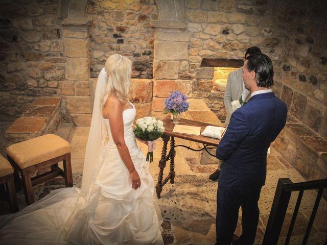 La boda de Javier y Nancy en Cangas De Onis, Asturias 16