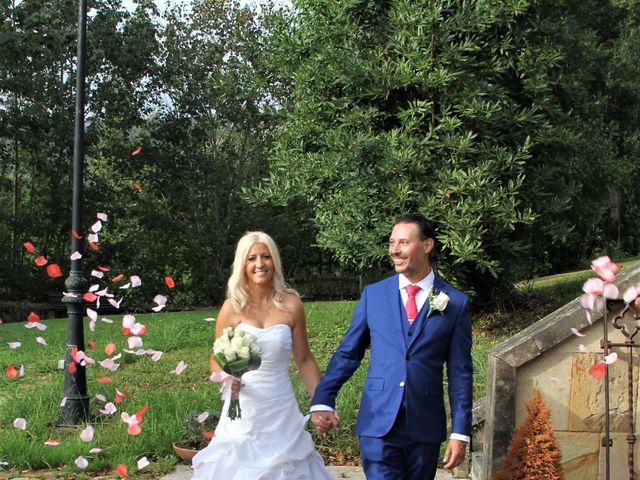 La boda de Javier y Nancy en Cangas De Onis, Asturias 22