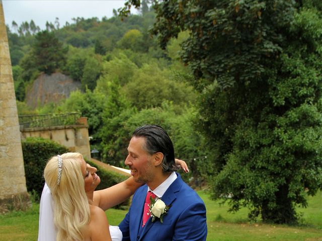 La boda de Javier y Nancy en Cangas De Onis, Asturias 25