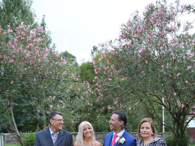 La boda de Javier y Nancy en Cangas De Onis, Asturias 44