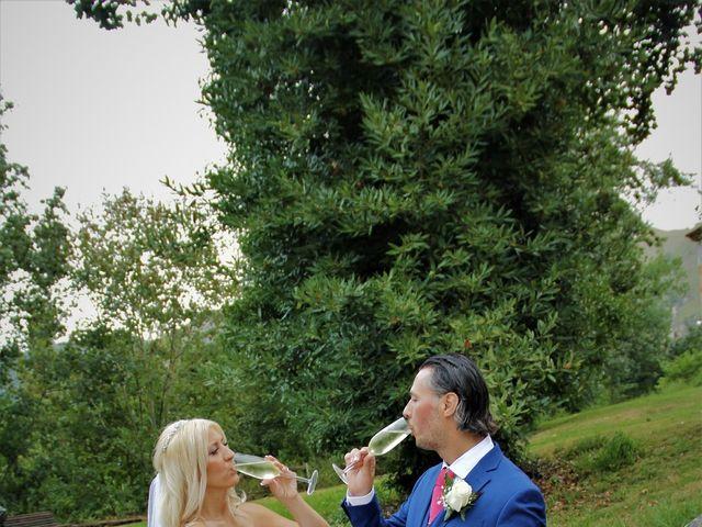 La boda de Javier y Nancy en Cangas De Onis, Asturias 34