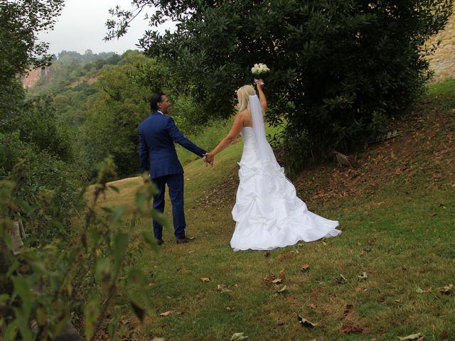 La boda de Javier y Nancy en Cangas De Onis, Asturias 56
