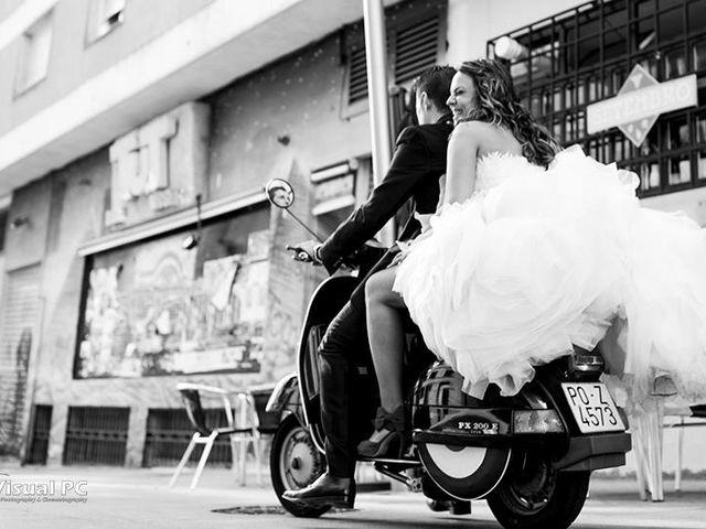 La boda de Ali y Rafa en Moraña, Pontevedra 1