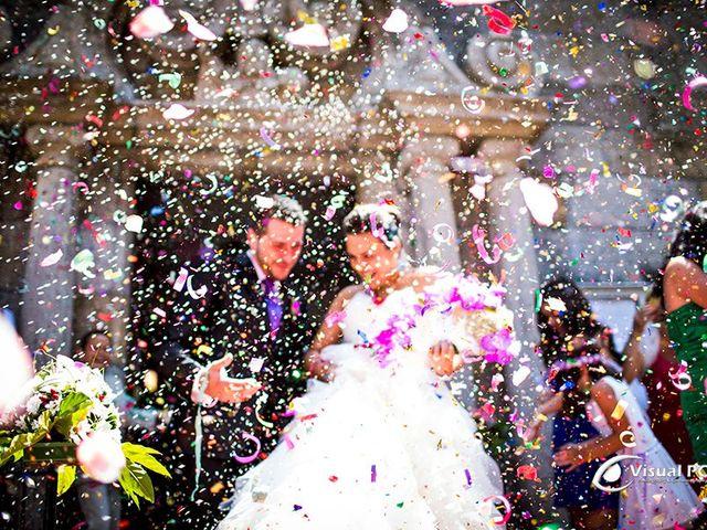 La boda de Ali y Rafa en Moraña, Pontevedra 4