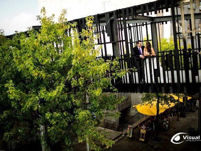 La boda de Ali y Rafa en Moraña, Pontevedra 5