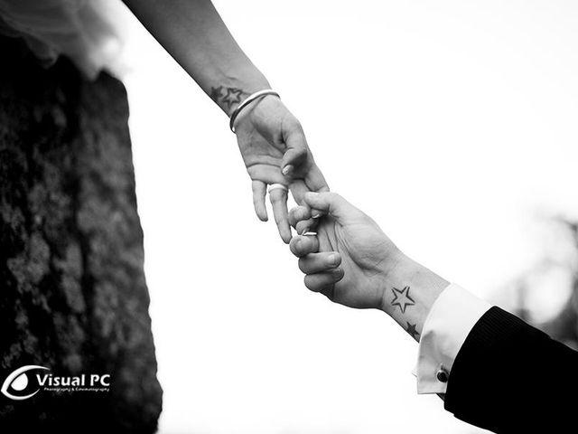 La boda de Ali y Rafa en Moraña, Pontevedra 6