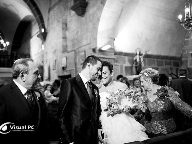 La boda de Ali y Rafa en Moraña, Pontevedra 8
