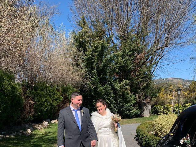 La boda de Juanjo y Esther en Collado Villalba, Madrid 2