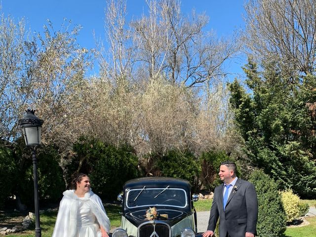 La boda de Juanjo y Esther en Collado Villalba, Madrid 3
