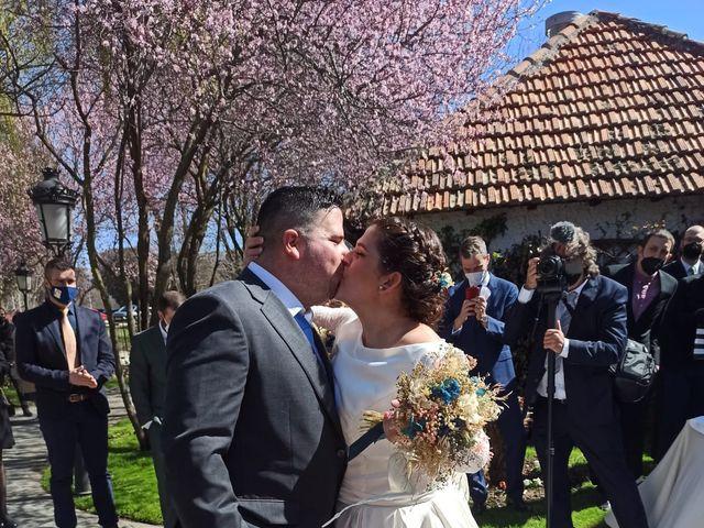 La boda de Esther y Juanjo
