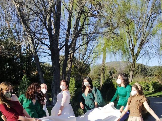 La boda de Juanjo y Esther en Collado Villalba, Madrid 4