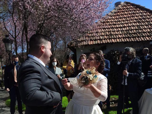 La boda de Juanjo y Esther en Collado Villalba, Madrid 5