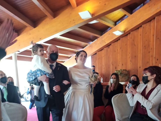 La boda de Juanjo y Esther en Collado Villalba, Madrid 6