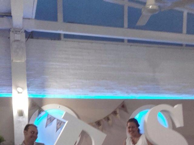 La boda de Fernando  y Silvia en El Saler, Valencia 6