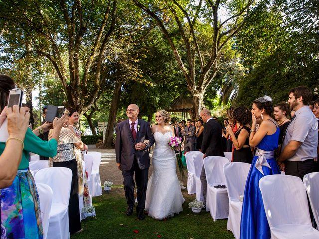 La boda de Sergi y Inés en L' Arboç, Tarragona 18