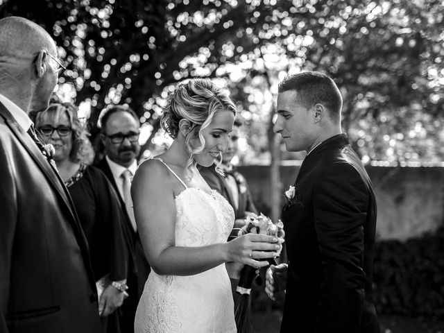 La boda de Sergi y Inés en L' Arboç, Tarragona 19