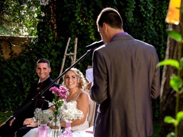 La boda de Sergi y Inés en L' Arboç, Tarragona 21