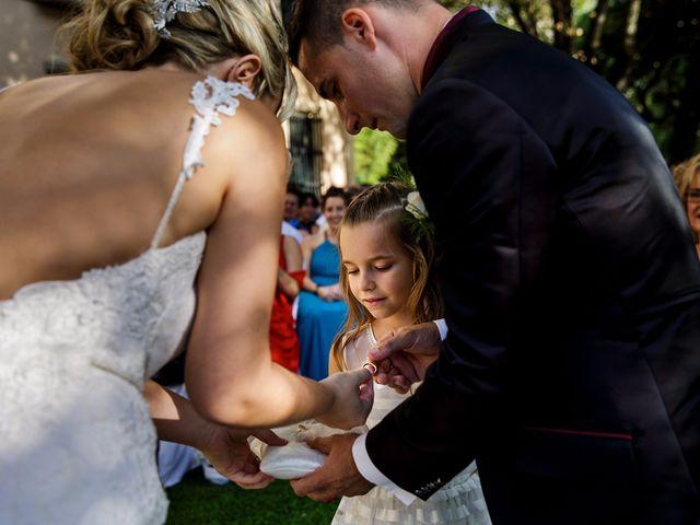 La boda de Sergi y Inés en L' Arboç, Tarragona 22