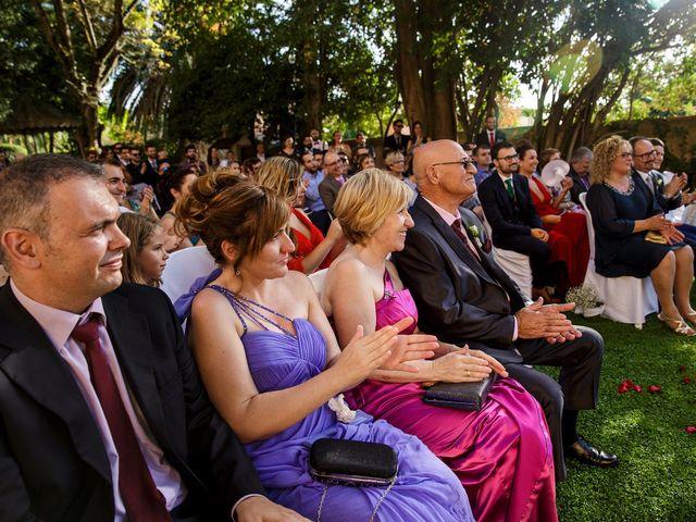 La boda de Sergi y Inés en L' Arboç, Tarragona 24