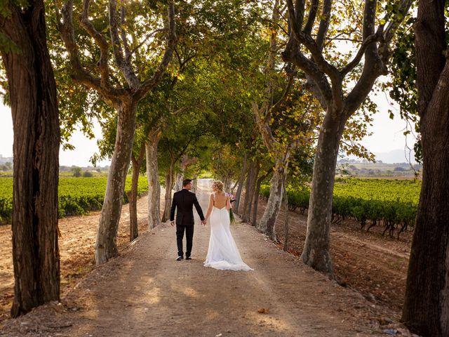 La boda de Sergi y Inés en L' Arboç, Tarragona 1