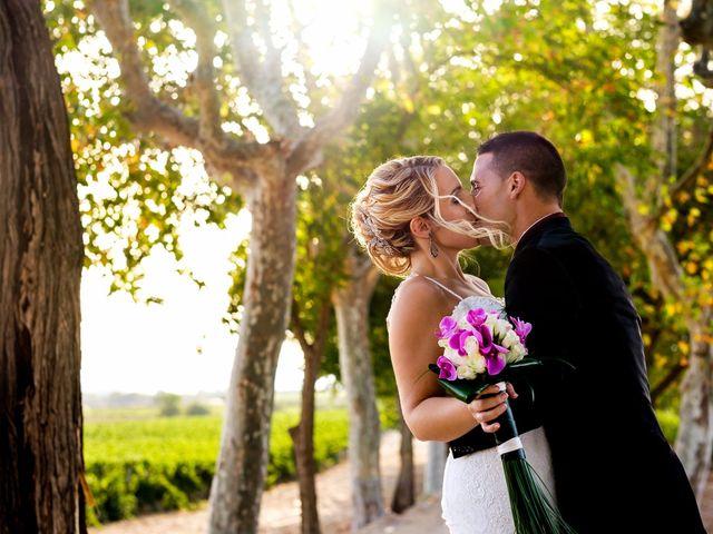 La boda de Sergi y Inés en L' Arboç, Tarragona 2