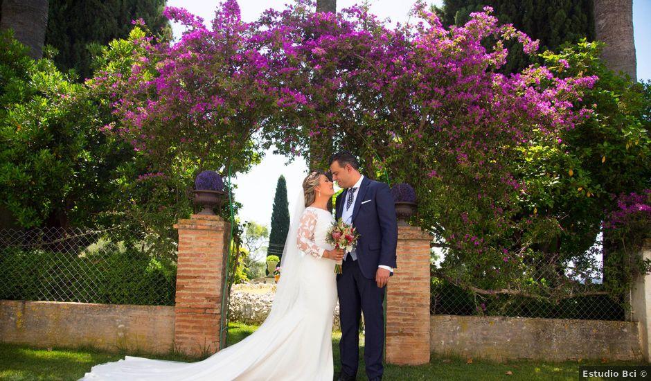 La boda de Israel y Veronica en Constantina, Sevilla